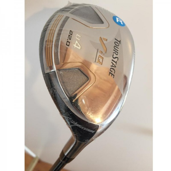 Bridgestone VIQ Tour Stage Herren Hybrid U4 22 Grad Regular