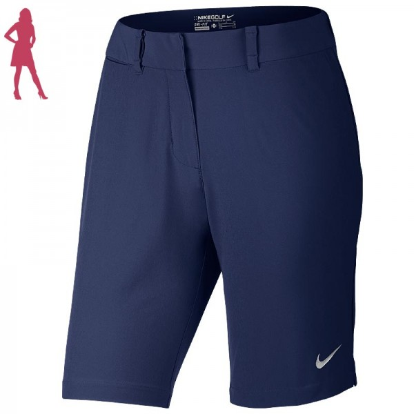 Nike Damen Bermuda Short Navy
