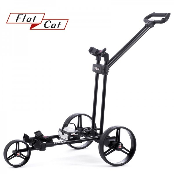 Flat Cat Gear 2 Elektrotrolley schwarz