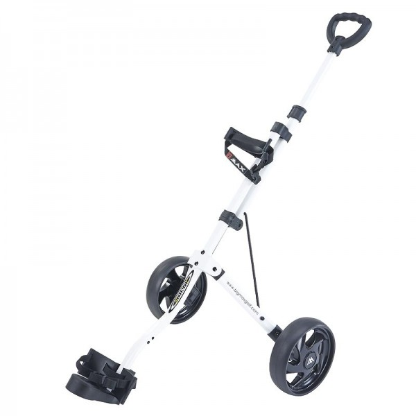 Big Max Junior Tiger II Golf Trolley Weiss