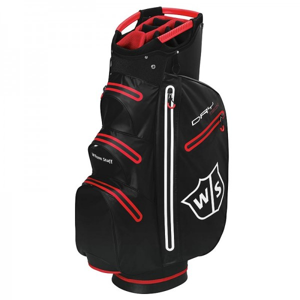 Wilson Dry Tech Cartbag schwarz