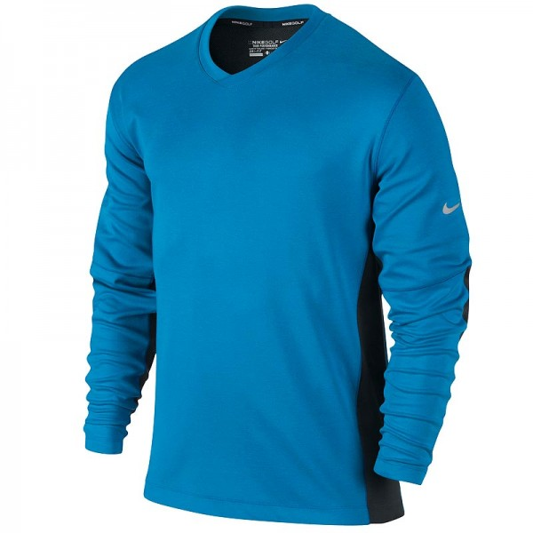 Nike Herren Dri Fit Wool Tech Sweater