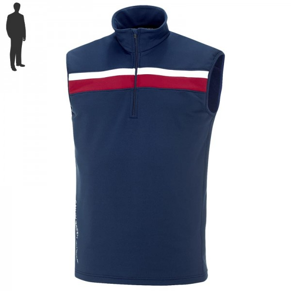 Galvin Green Insula Bodywärmer Dyson Navy/Red/White