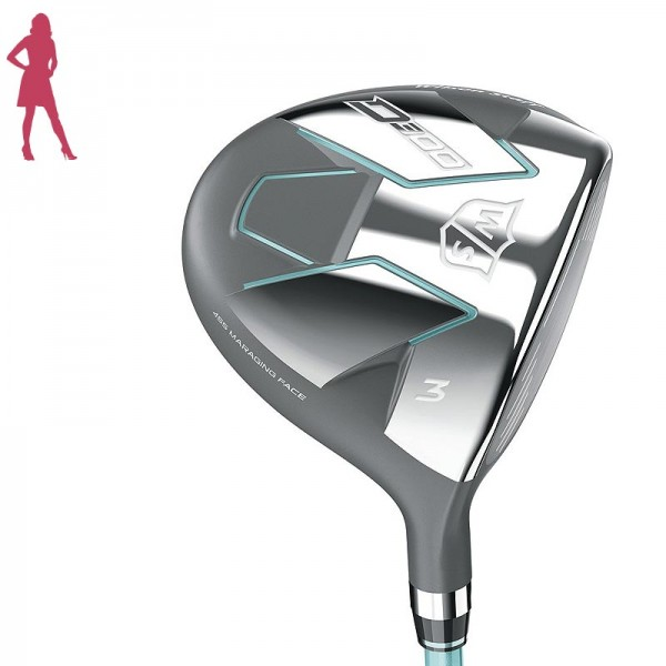 Wilson D300 Damen Fairwayholz