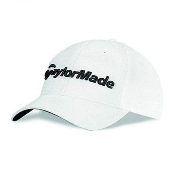TaylorMade CasualGolf Kappe weiß