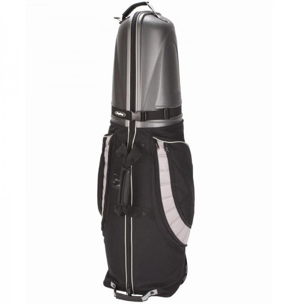 BagBoy T10 Hardtop Travelcover schwarz/silber