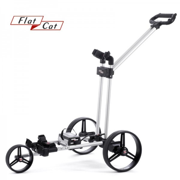 Flat Cat Gear 2 Elektrotrolley silber