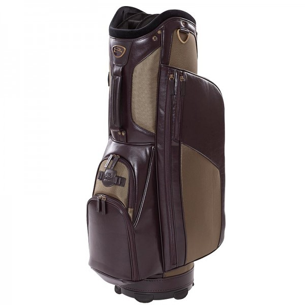 Burton Cart Bag Executive Dark Brown Olive